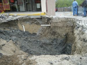 commercial Soil Remediation project by Waterline Environmental