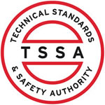 Waterline Environmental is TSSA certified