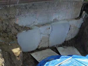 Foundation Underpinning by Waterline Environmental
