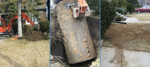 residential oil tank removal process